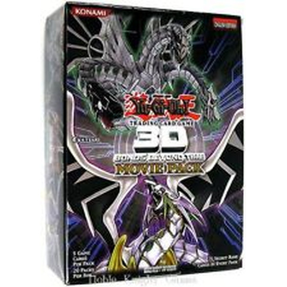 Movie Pack Bonds Beyond Time Display Englisch (20 Booster)