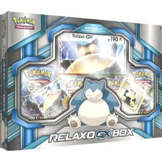 Relaxo GX Box (Deutsch)