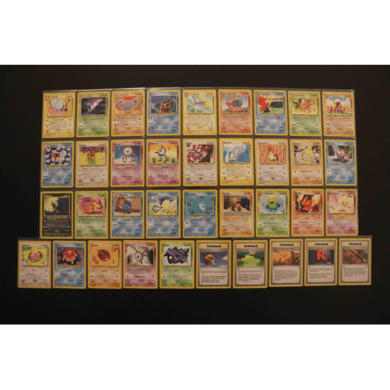 Komplettes Neo Revelation C/UC-Set - Alle Commons &...