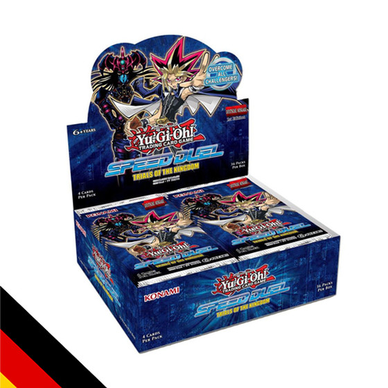 Speed Duel: Trials of the Kingdom Display (36 Booster)...