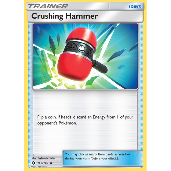 Crushing Hammer - 115/149 - Uncommon