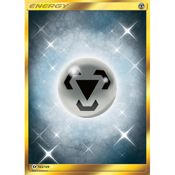 Metal Energy - 163/149 - Shiny