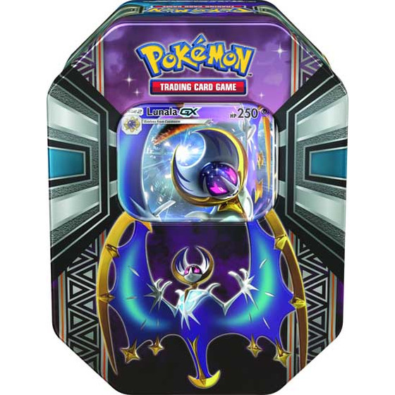 Lunala GX Spring Tin 2017 (German)