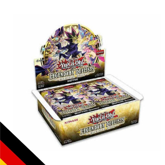 Legendary Duelists: Magical Hero Display (36 Booster)...