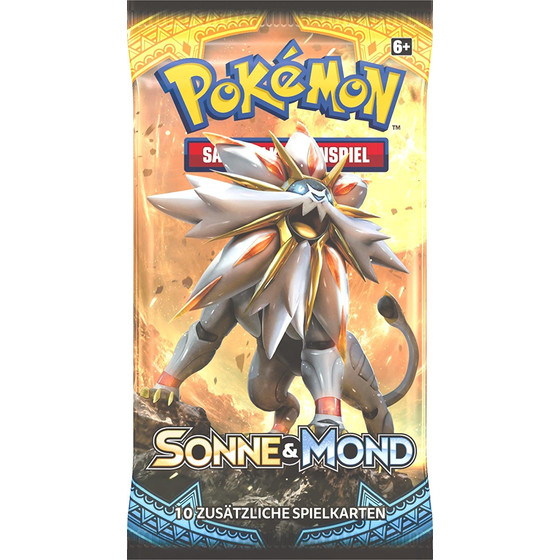 Sonne & Mond Booster Deutsch