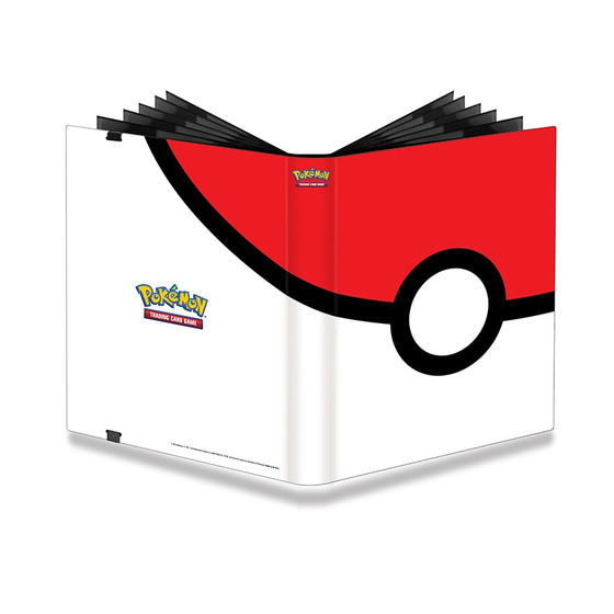 Ultra Pro - Pro Binder PokeBall (9-Pocket)
