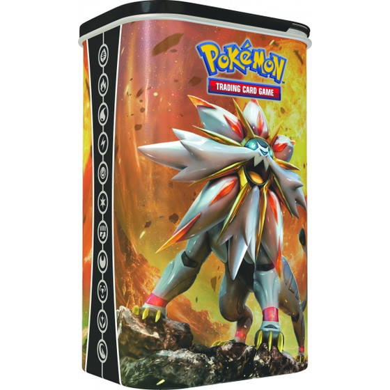 Elite Trainer Deck Shield Solgaleo