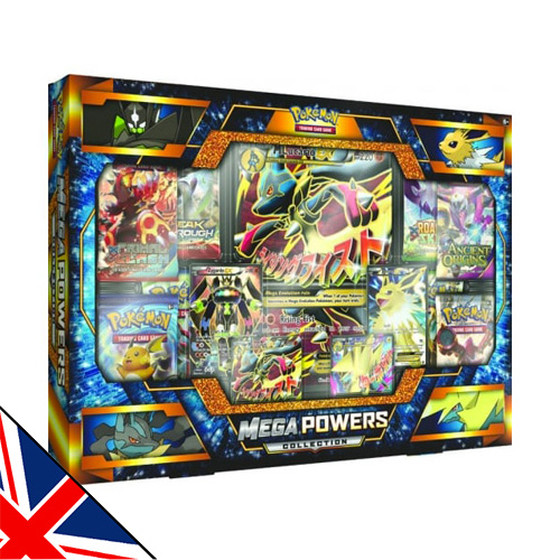 Mega Powers Collection (Englisch)