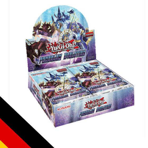 Pendulum Evolution Display (24 Booster) Deutsch
