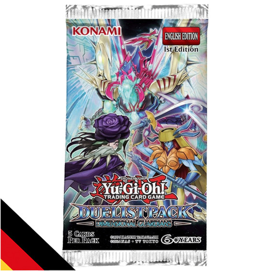 Duelist Pack: Dimensional Guardians Booster Deutsch