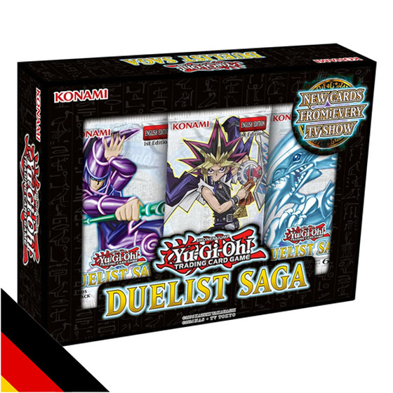Duelist Saga Pack Deutsch