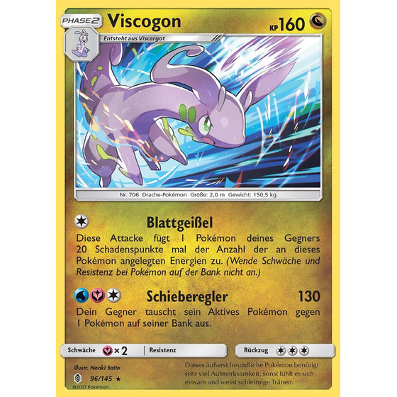 Viscogon - 96/145 - Holo