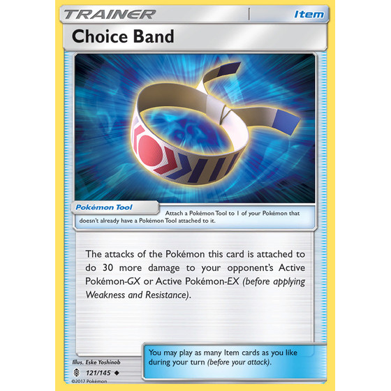 Choice Band - 121/145 - Uncommon