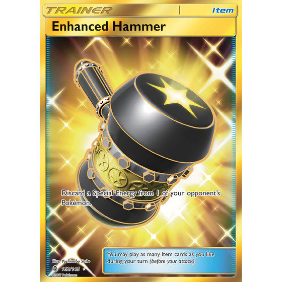 Enhanced Hammer - 162/145 - Shiny