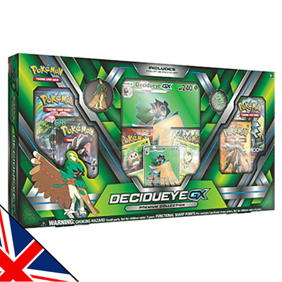 Decidueye GX Premium Collection (Englisch)