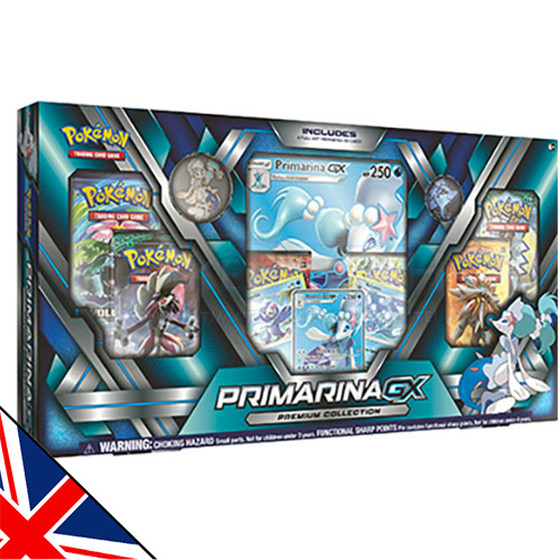 Primarina GX Premium Collection (Englisch)