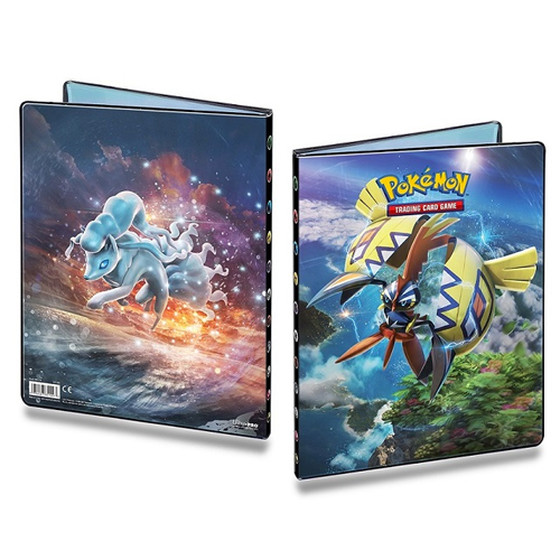 Sun & Moon: Guardians Rising Collectors Portfolio