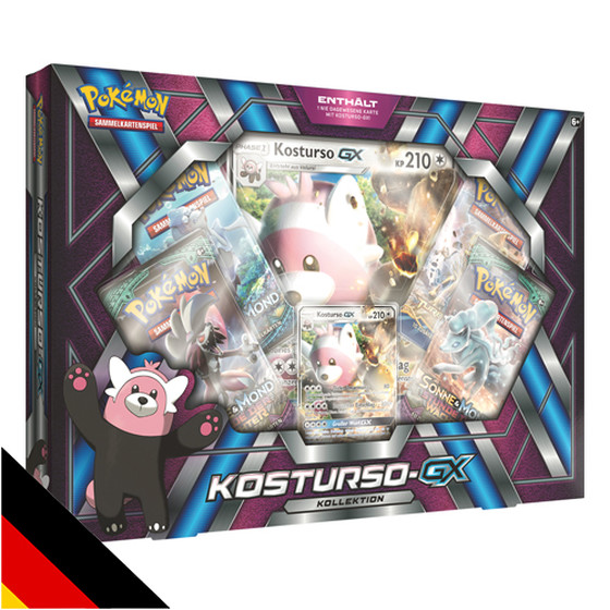 Kosturso GX Box (Deutsch)