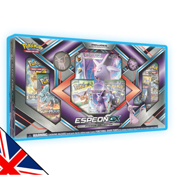 Espeon GX Premium Collection (Englisch)