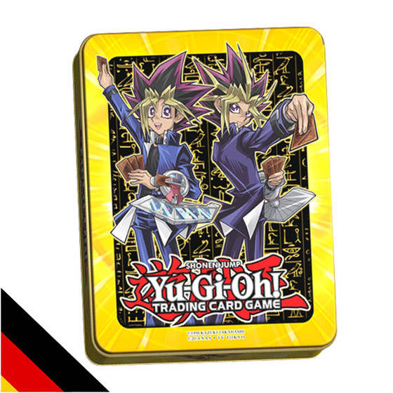 Mega Tin 2017 Yugi German