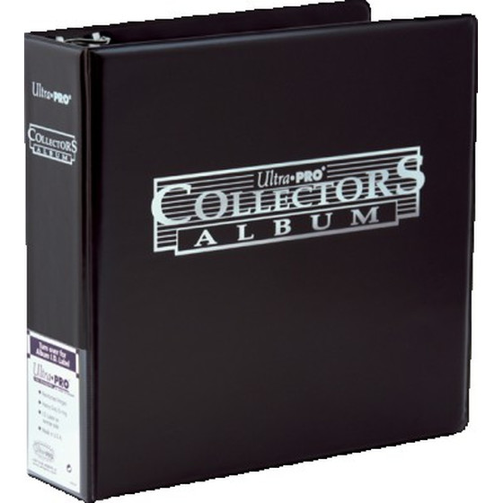 Ultra Pro - Collectors Album Black
