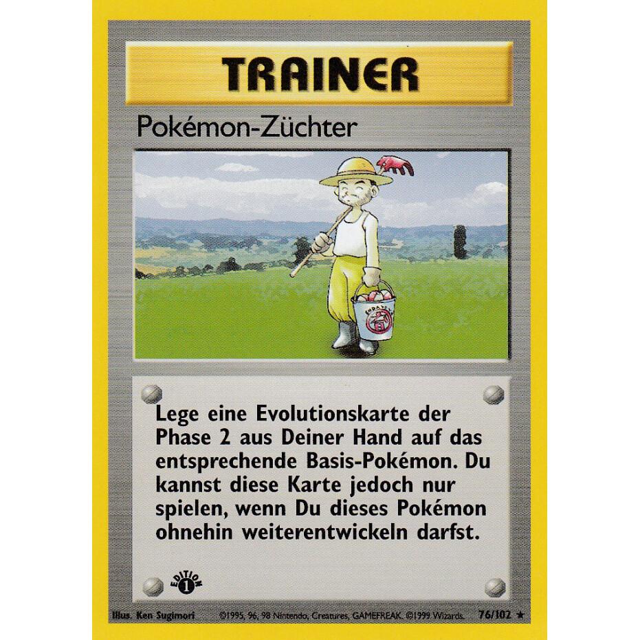 Pokemon Züchter