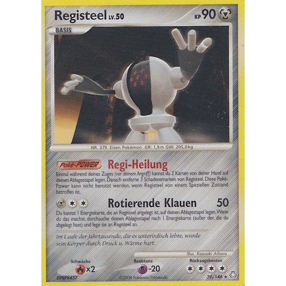 Registeel - 39/146 - Reverse Holo