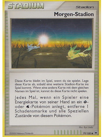 Morgen-Stadion - 79/100 - Reverse Holo