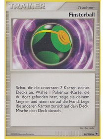 Finsterball - 80/100 - Reverse Holo
