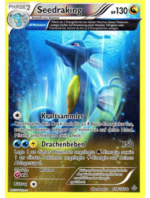 Seedraking - 108/160 - Reverse Holo