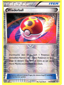 Wiederball - 136/160 - Reverse Holo
