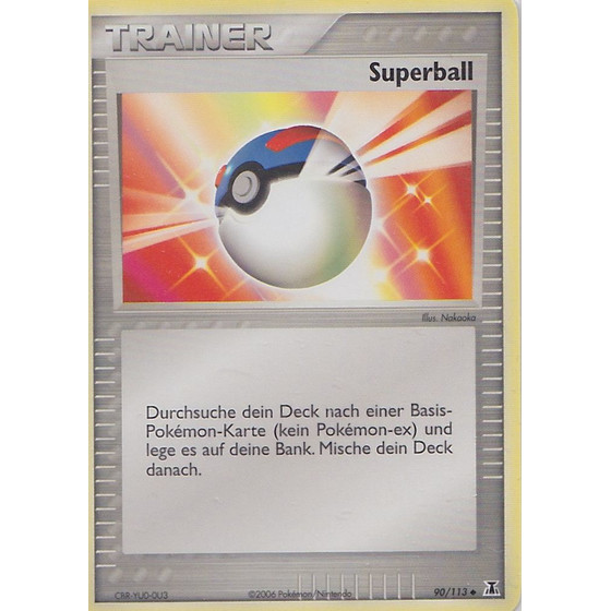 Superball - 90/113 - Reverse Holo