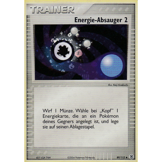 Energie-Absauger 2 - 89/112 - Reverse Holo