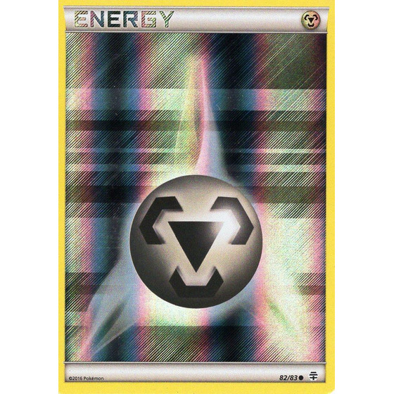 Metal Energy - 82/83 - Reverse Holo