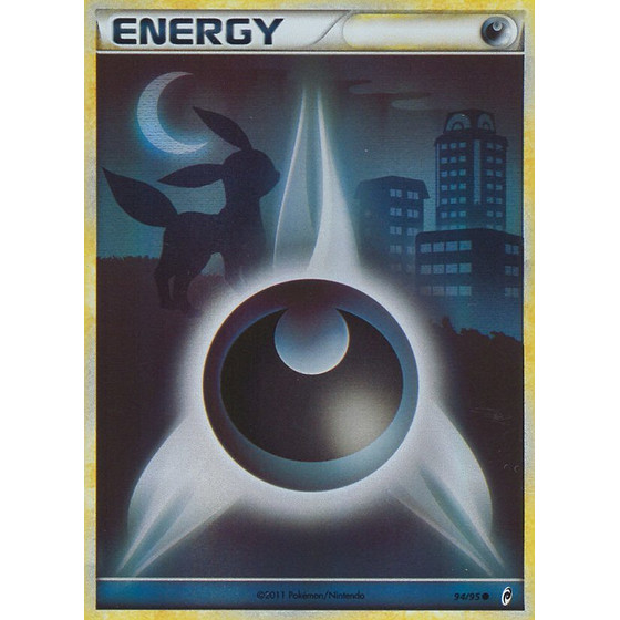 Darkness Energy - 94/95 - Reverse Holo