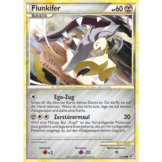 Flunkifer - 56/90 - Reverse Holo