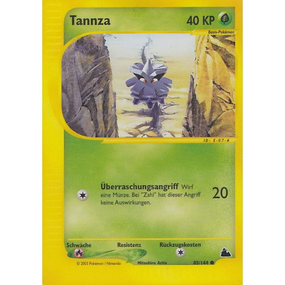 Tannza - 85/144 - Reverse Holo