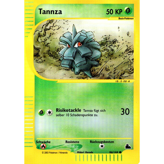 Tannza - 86/144 - Reverse Holo