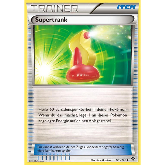Supertrank - 128/146 - Reverse Holo