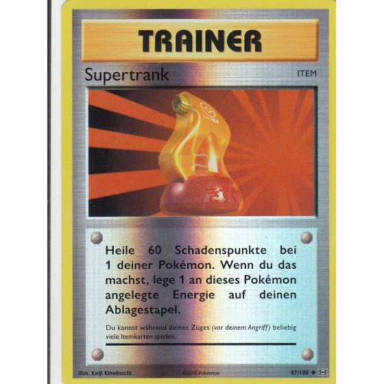 Supertrank - 87/108 - Reverse Holo