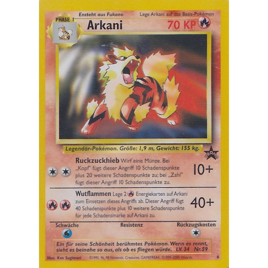 Arkani Release Promo 12//99