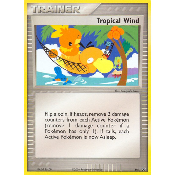Tropical Wind - 026 - Promo