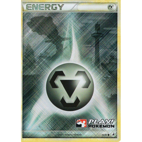 Metal Energy - 95/95 - Player Rewards