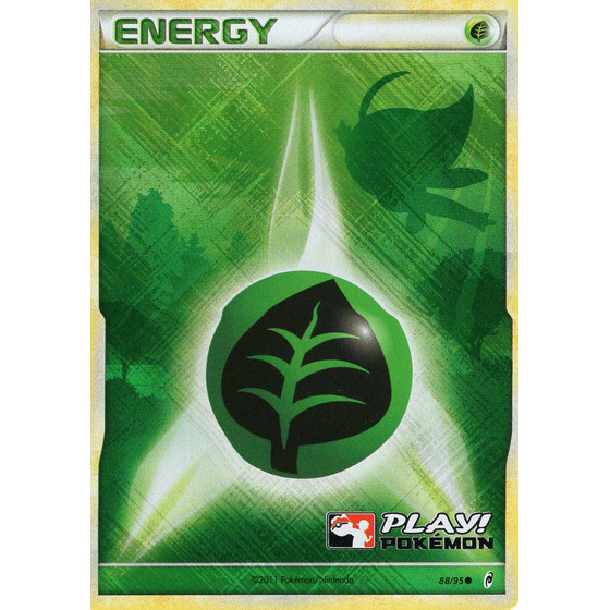 Grass Energy - 88/95 - Player Rewards