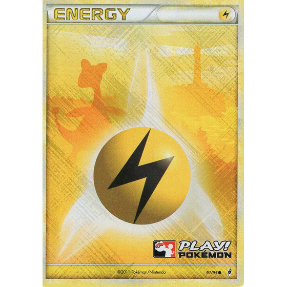 Lightning Energy - 91/95 - Player Rewards