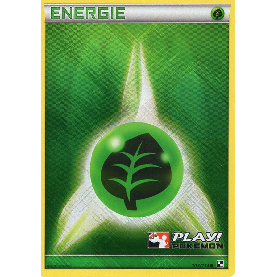 Grass Energy - Black & White - Holo