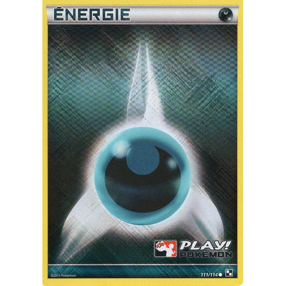 Darkness Energy - Black & White - Holo