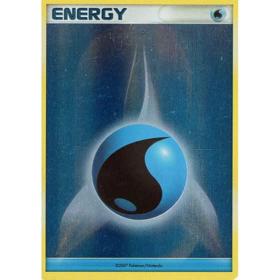 Water Energy - Diamond & Pearl - Holo
