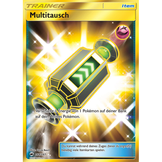 Multitausch - 164/147 - Shiny
