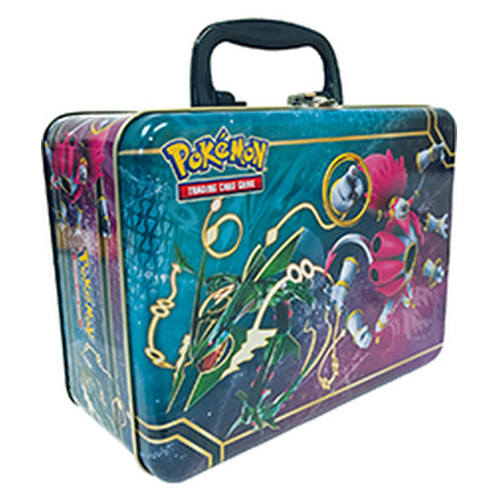XY8 Collectors Chest Tin
